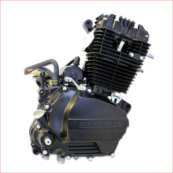 250cc Zongshen Engine - Manual - Helmetkarts