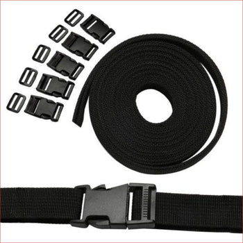 25mm Webbing Roll - Helmetkarts