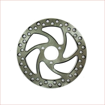 3 stud / 138mm Brake disc rotor - Helmetkarts
