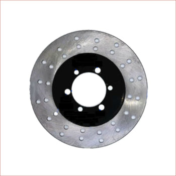 3 Stud / 160mm Brake disc - Helmetkarts