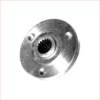 3 Stud / 50mm / 17T Rear wheel hub - Helmetkarts