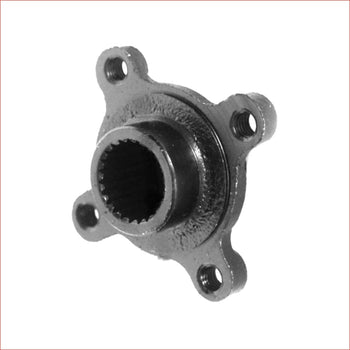 4 Stud / 67mm / 23T Axle hub carrier (A) - Helmetkarts