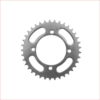 420 / 37T / 76mm Sprocket - Helmetkarts