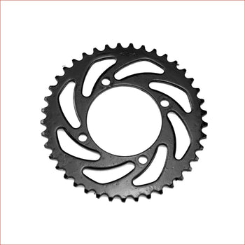 420 / 41T / 76mm Sprocket - Helmetkarts