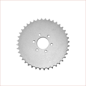428 / 40T / 37mm Solid sprocket - Helmetkarts
