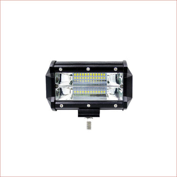 "5"" LED light bar 72 watts - Helmetkarts"