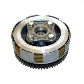 5 Plate 67T Manual engine clutch - Helmetkarts