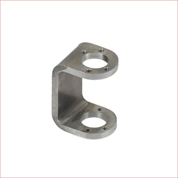 54mm C section stub axle holder - Helmetkarts