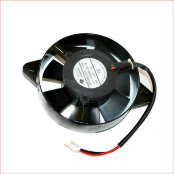"6"" Cooling fan (2 mount) - Helmetkarts"
