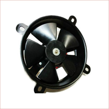 "6"" Cooling fan (4 mount) - Helmetkarts"