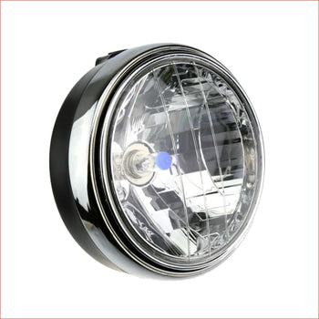 "8"" Head light - 55 watts - Helmetkarts"