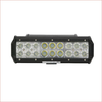 "9"" LED light bar 180 watts - Helmetkarts"