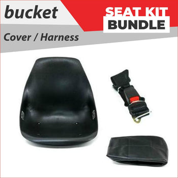 Bucket seat - Bundle pack #1 - Helmetkarts