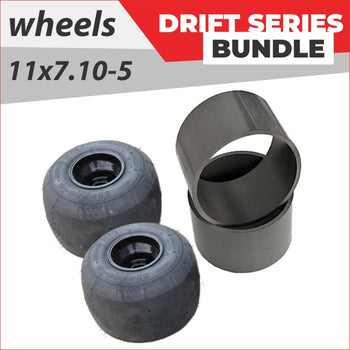 Drift series - Super slicks Bundle pack #1 - Helmetkarts