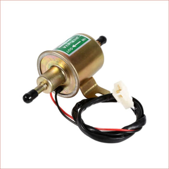Electric fuel pump 150LPH - Helmetkarts