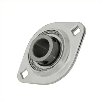 Flange bearing (various sizes) F - Helmetkarts