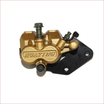 Hydraulic brake calliper (D) Caliper Brake system