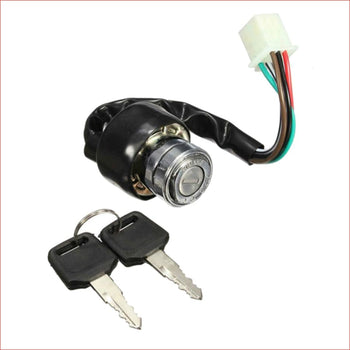 Ignition Barrel E - Helmetkarts