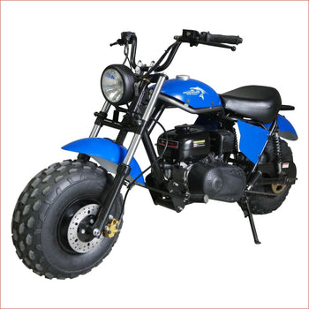 MB200 - Mini Bike - Helmetkarts