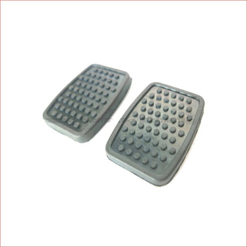 Pair (x2) Foot pedal rubber Controls