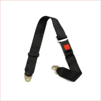 Seat belt - 2 point safety harness - Helmetkarts