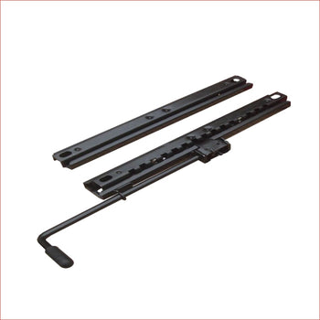 Seat rail - 300mm - Helmetkarts
