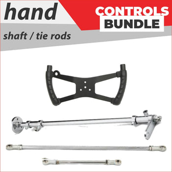 Steering controls - Bundle pack #1 - Helmetkarts