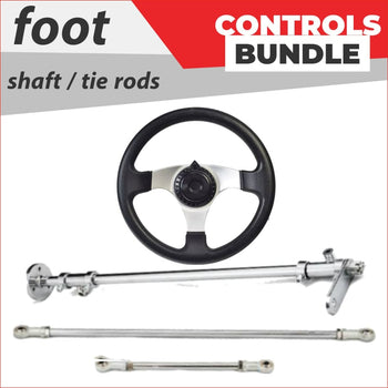 Steering controls - Bundle pack #2 - Helmetkarts