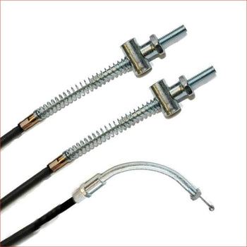 Twin Drum brake cable - Helmetkarts