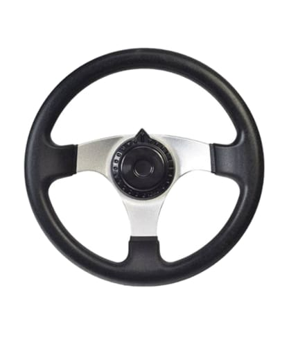 33. Steering wheels