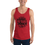 40th Birthday Tank Top
