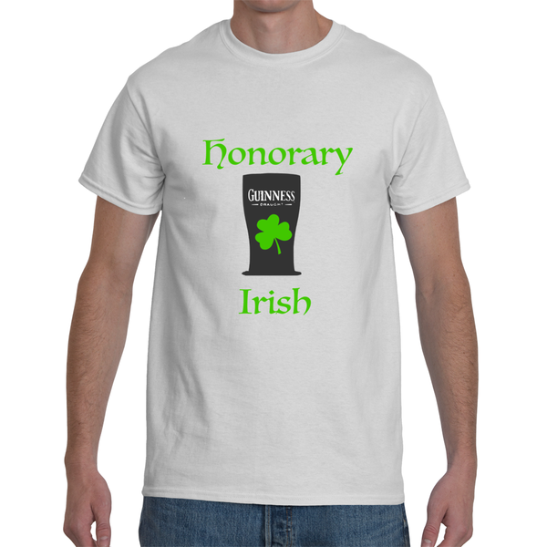 """Honorary Irish"""