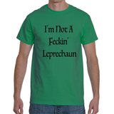 """Not A Leprechaun"""