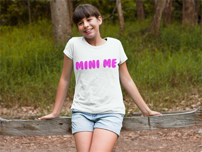 Mini Me - Mother's Day Mommy & Me Shirt