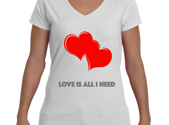 """Love Is All I Need"""
