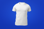 Men's Crew Neck Shirt - White