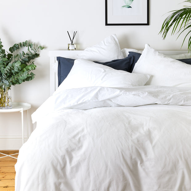 Luxe Percale Fitted Sheet