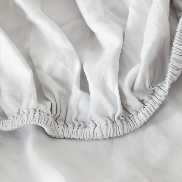 Luxe Soft Cotton Fitted Sheet