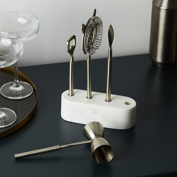 4-Piece Cocktail Bar Tool Set