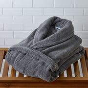 Luxe Cotton Bath Robe