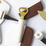 Marble & Gold Bottle Opener