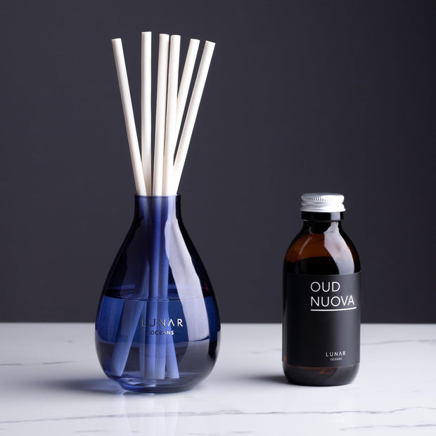 Oud Nuova Reed Diffuser by Lunar Oceans