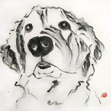 Gift Cards: Custom Pet Portrait