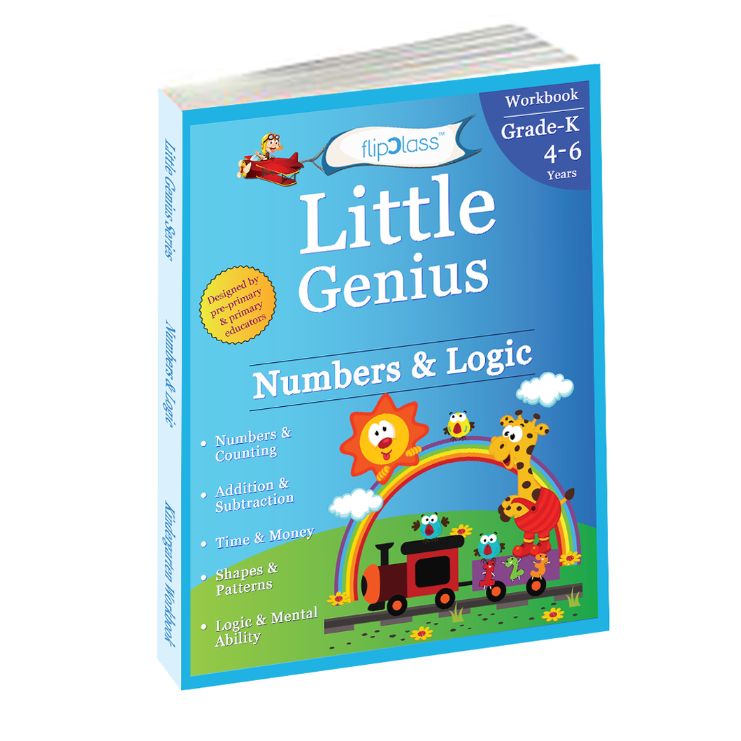 Numbers & Logic: Kindergarten (4-6 years)