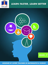 MindQuest Learning - Mathematics & Science for Class 7 (With Teacher Support)