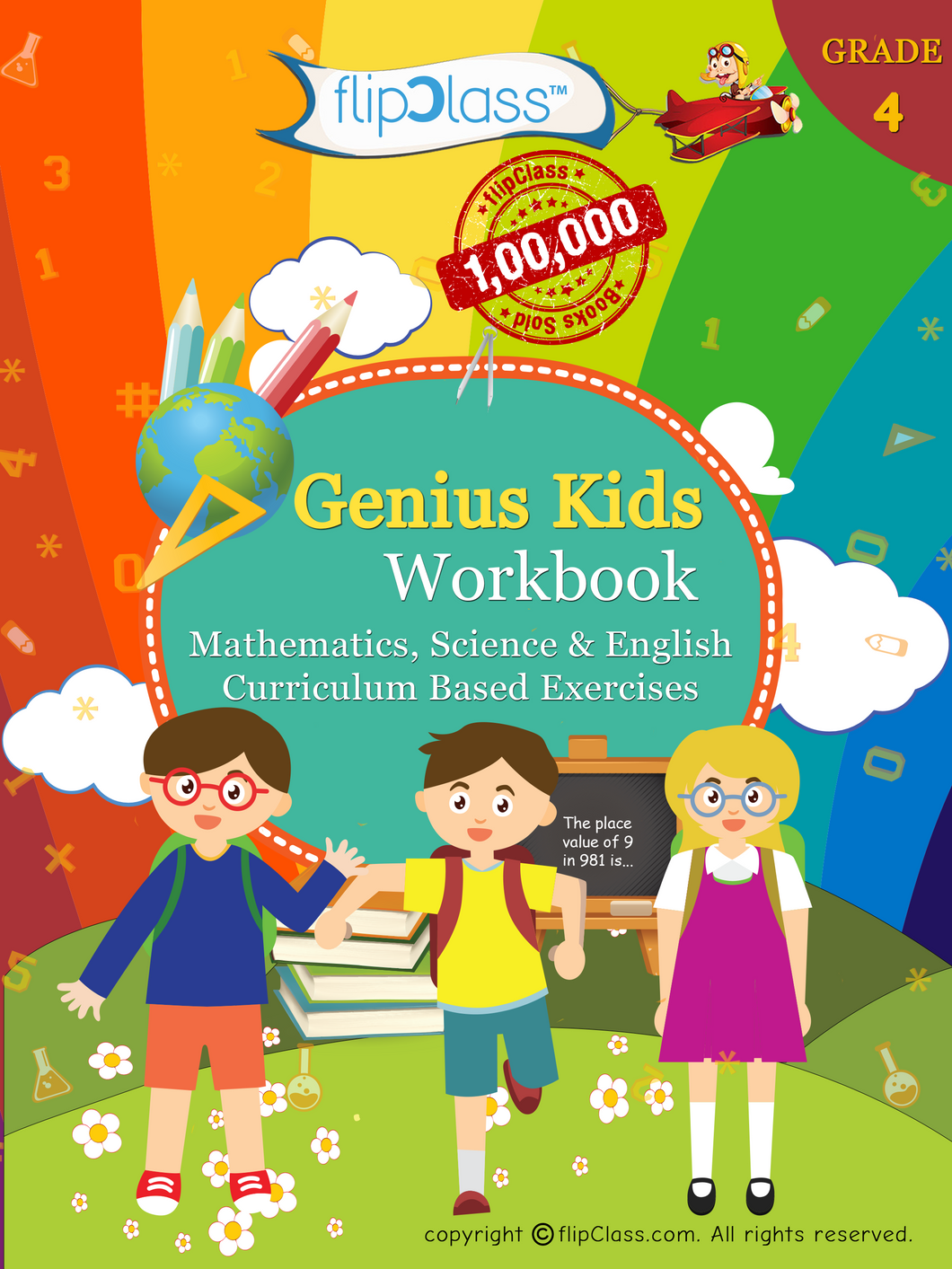 Genius Kids Worksheets for Class 4 (4th Grade)