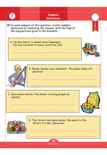 Genius Kids Worksheets for Class 5 (5th Grade)