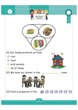 Genius Kids' Worksheets for Class 1 (1st Grade)