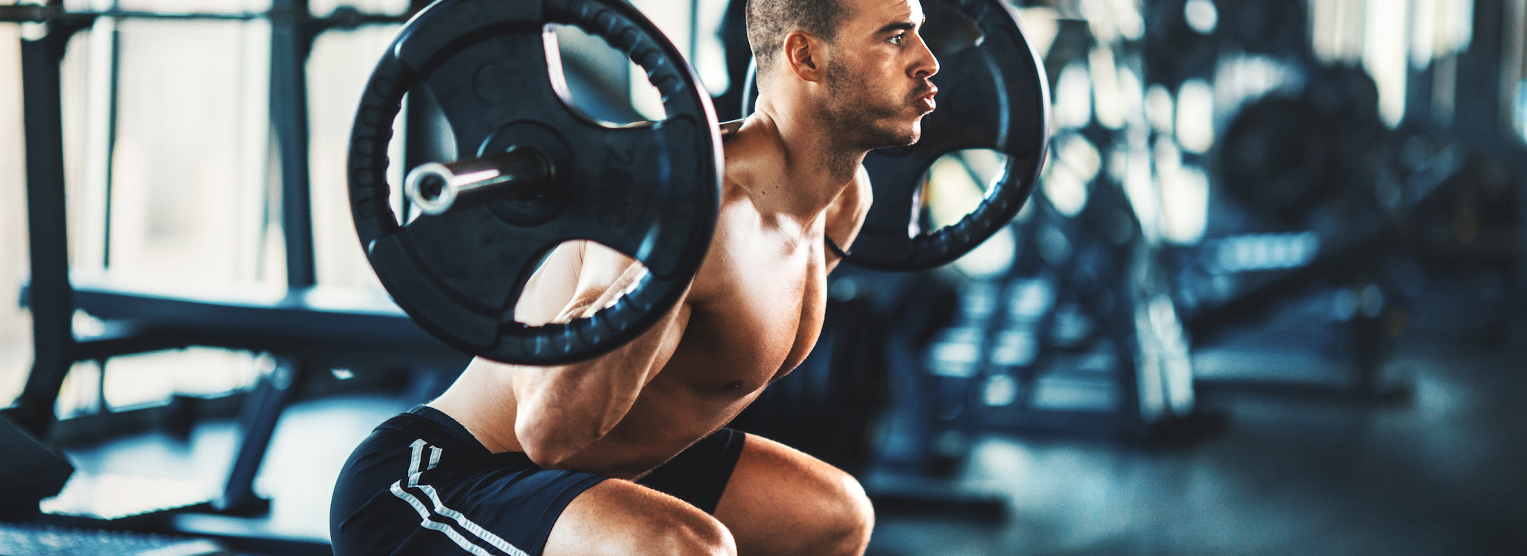 Weights training domination power stories