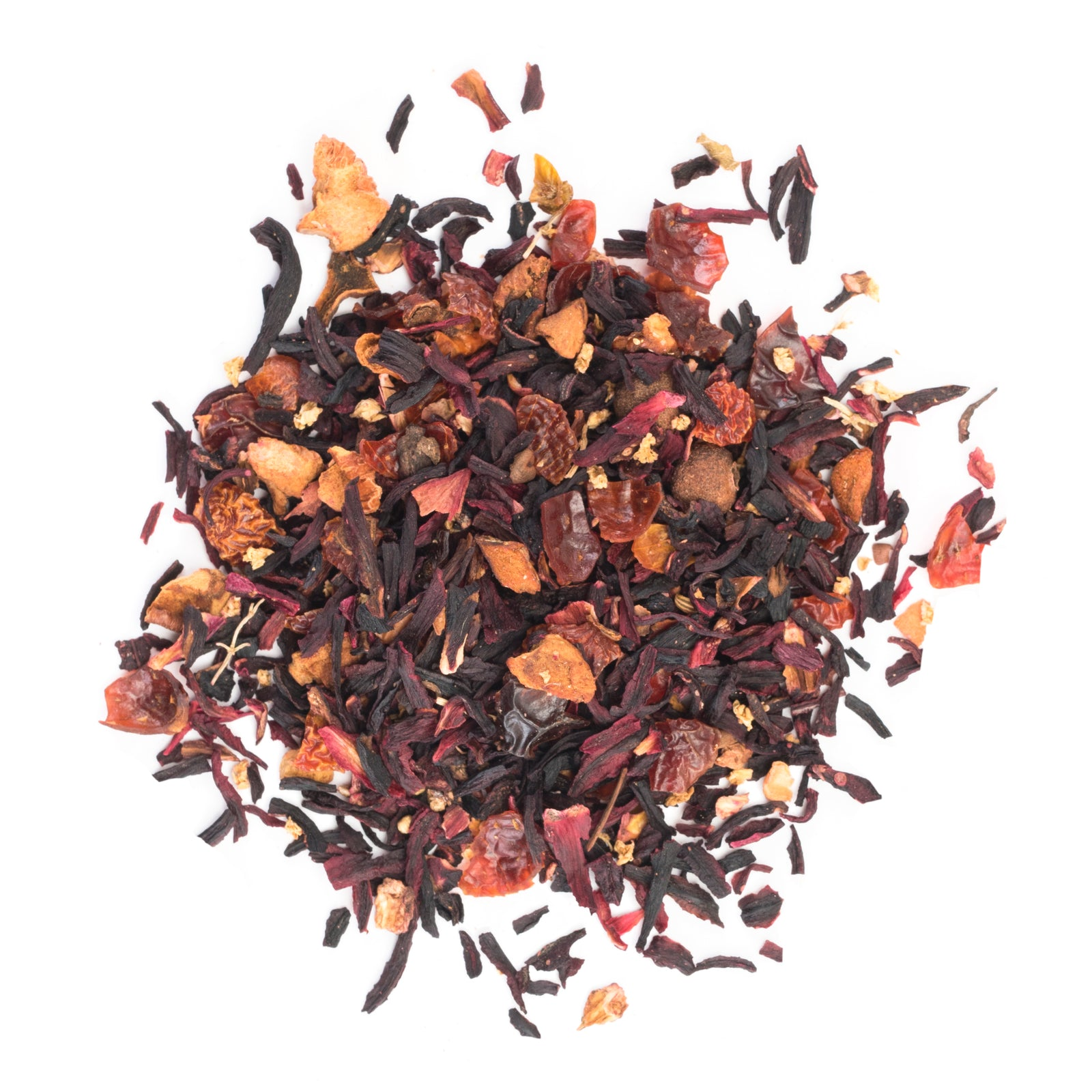 Hibiscus Rose Hip Tea